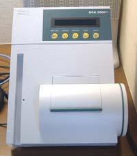 ヘモグロビンA1c測定器